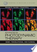 Advances In Photodynamic Therapy Book PDF