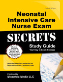 Neonatal Intensive Care Nurse Exam Secrets Study Guide
