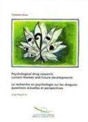 Pdf Psychological Drug Research Telecharger