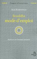 Bouddha mode d'emploi Pdf/ePub eBook