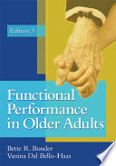 Functional Performance in Older Adults Book