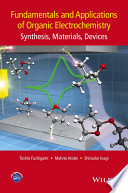Fundamentals and Applications of Organic Electrochemistry Book