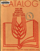 Food and Nutrition Information and Educational Materials Center catalog