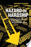 Hazard Or Hardship Book PDF
