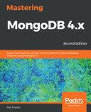 Mastering MongoDB 4 x