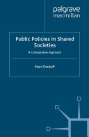 Public Policies in Shared Societies