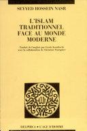 L'Islam traditionnel face au monde moderne