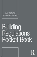 Building Regulations Pocket Book