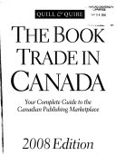 The Book Trade in Canada Book