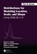 Pdf Distributions for Modeling Location, Scale, and Shape Telecharger