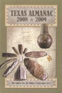 Texas Almanac 2008 2009