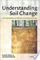 Understanding Soil Change Book