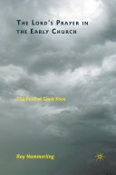 The Lord's Prayer in the Early Church [Pdf/ePub] eBook