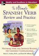 The Ultimate Spanish Verb Review and Practice Book PDF