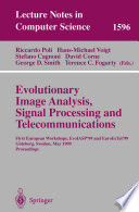 Evolutionary Image Analysis Signal Processing And Telecommunications Book PDF