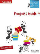 Busy Ant Maths - Year 4 Progress Guide