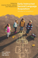 Early Instructed Second Language Acquisition Pdf/ePub eBook