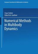 Numerical Methods in Multibody Dynamics
