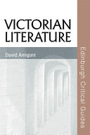 Victorian Literature Pdf/ePub eBook