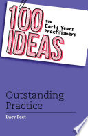 100 Ideas for Early Years Practitioners Book