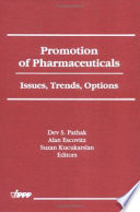 Promotion of Pharmaceuticals