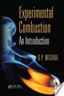 Experimental Combustion Book