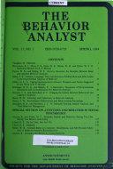 Behavior Analyst