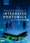Pdf Programmable Integrated Photonics Telecharger