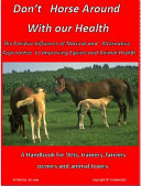 Don t Horse Around with Our Health