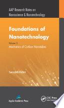 Foundations of Nanotechnology, Volume Three