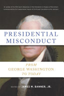 Presidential Misconduct Pdf