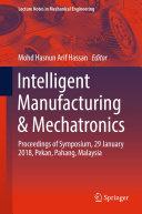 Intelligent Manufacturing   Mechatronics
