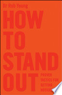 How to Stand Out