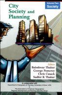 City, Society, and Planning: Society