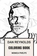 Dan Reynolds Coloring Book