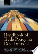 Handbook of Trade Policy for Development Book