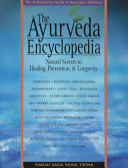 Pdf The Ayurveda Encyclopedia