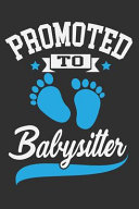Promoted to Babysitter Book