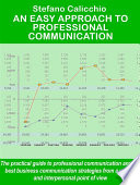 An easy approach to professional communication Book PDF