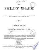 Mechanics magazine