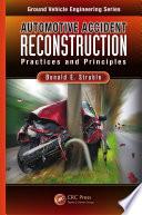 Automotive Accident Reconstruction