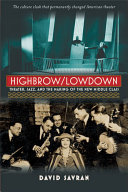 Pdf Highbrow/lowdown