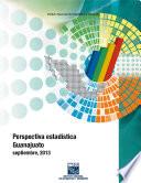 Perspectiva estadística. Guanajuato. 2000-2013