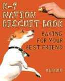 K-9 Nation Biscuit Book
