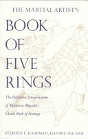 The Martial Artist's Book of Five Rings