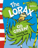 The Lorax Go Green Activity Book