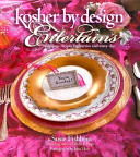 Kosher by Design Entertains