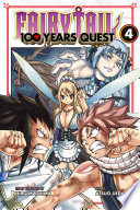 Fairy Tail  100 Years Quest 4 Book