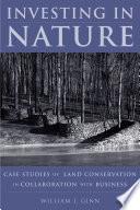 Investing in Nature