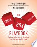 The Three-Box Solution Playbook